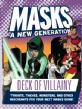 Masks: A New Generation RPG - Deck of Villainy